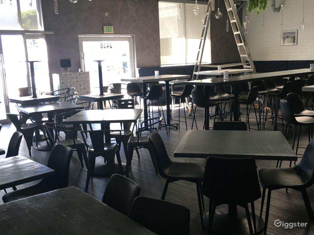 Large brand new restaurant in Santa Monica Photo 5