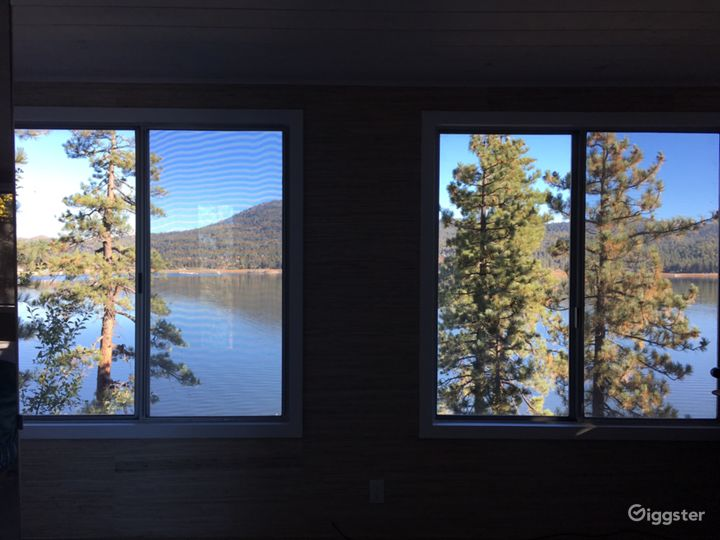 Picturesque Lake Front Property's in Big Bear Lake