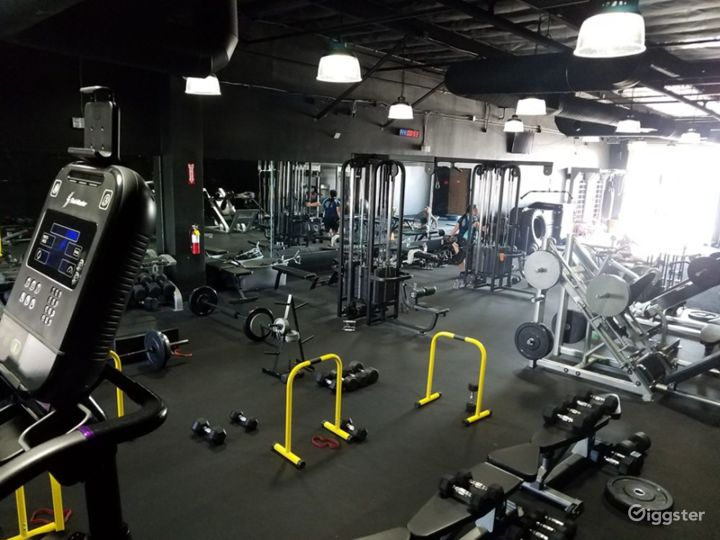 Well-equipped Fitness camp in Fullerton Photo 2