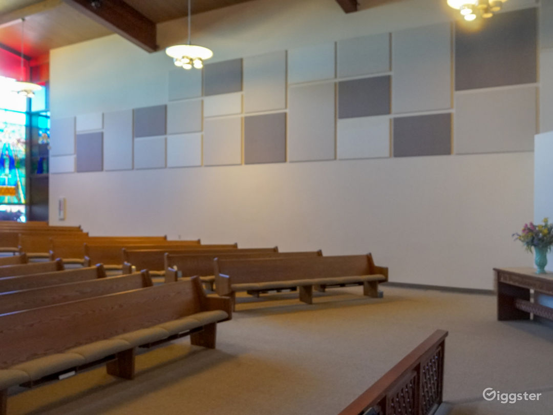 Beautiful Modern Church available for Filming Photo 5