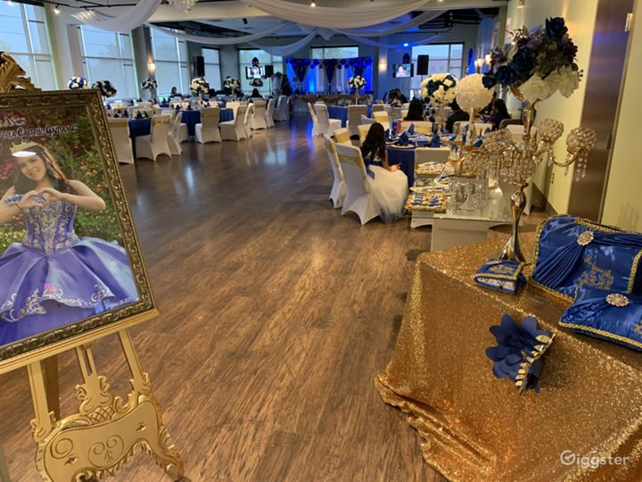Elegant Grand Ballroom