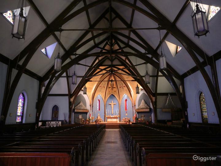 Sanctuary Space Photo 2