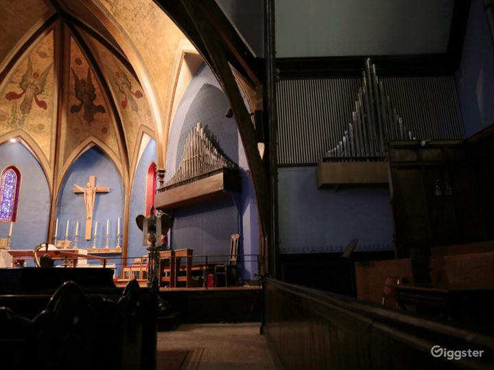 Sanctuary Space Photo 4