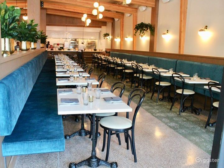 Indoor Dining Space in Chicago Photo 4