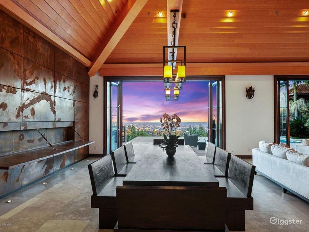 Beverly Hills Balinese Style Estate Photo 4