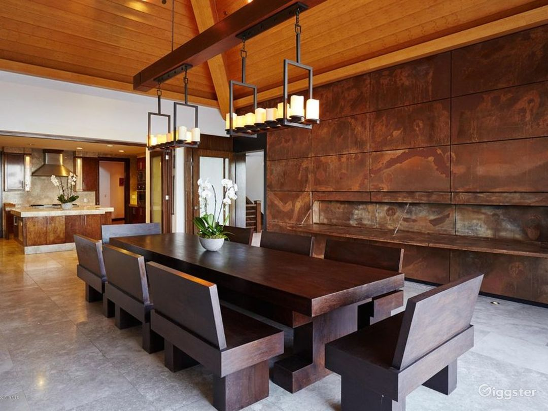 Beverly Hills Balinese Style Estate Photo 5