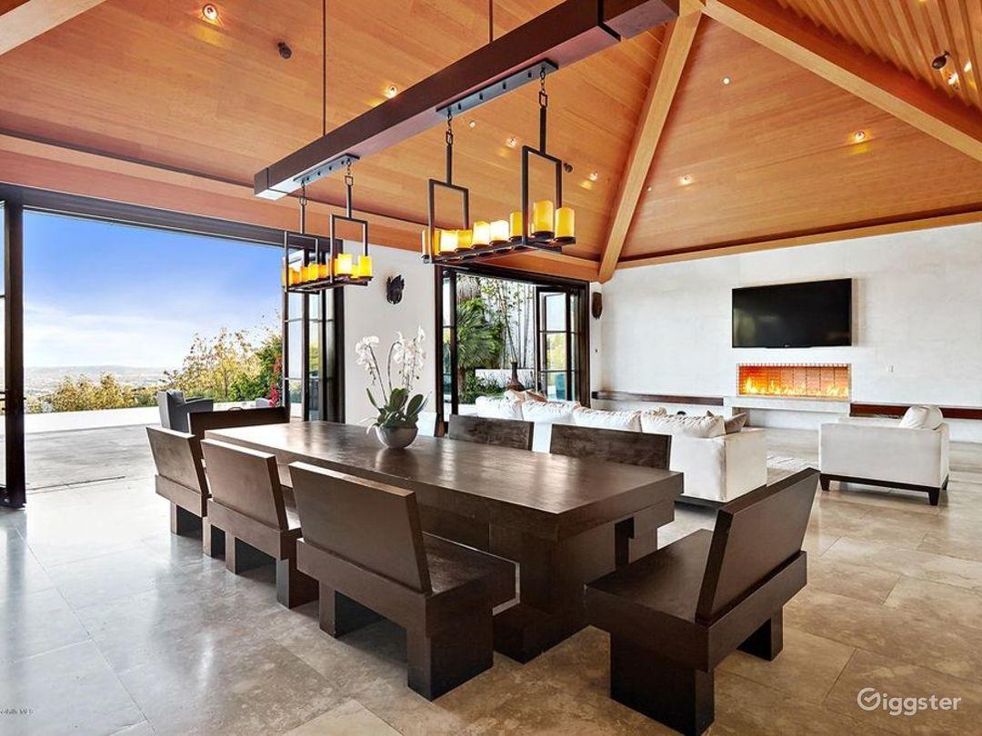 Beverly Hills Balinese Style Estate Photo 3
