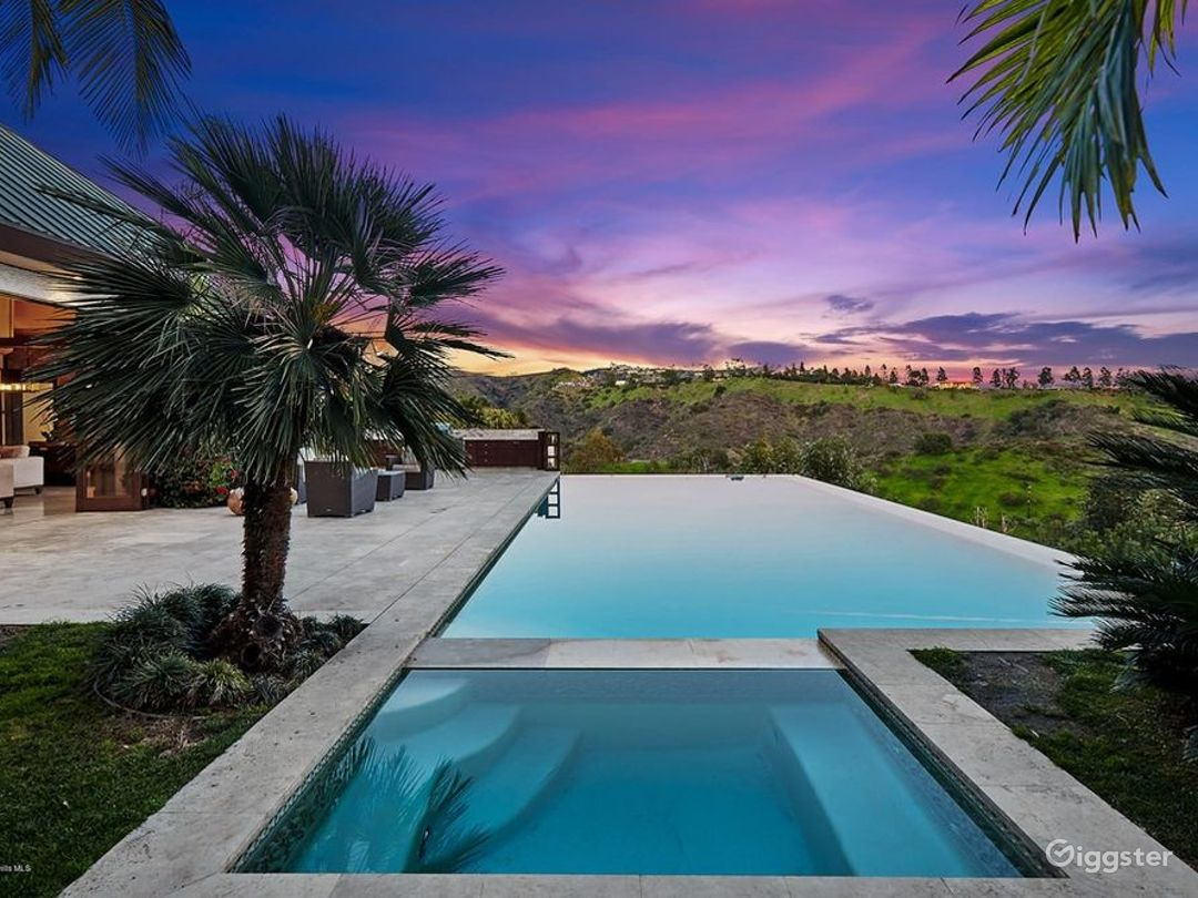 Beverly Hills Balinese Style Estate Photo 1
