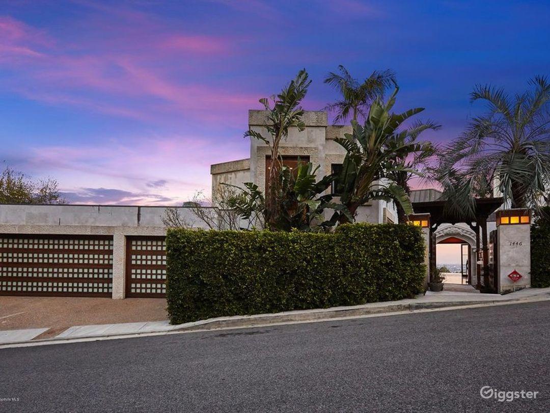 Beverly Hills Balinese Style Estate Photo 2