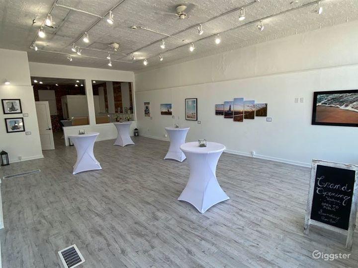 Unique Event Space in Michigan Photo 2