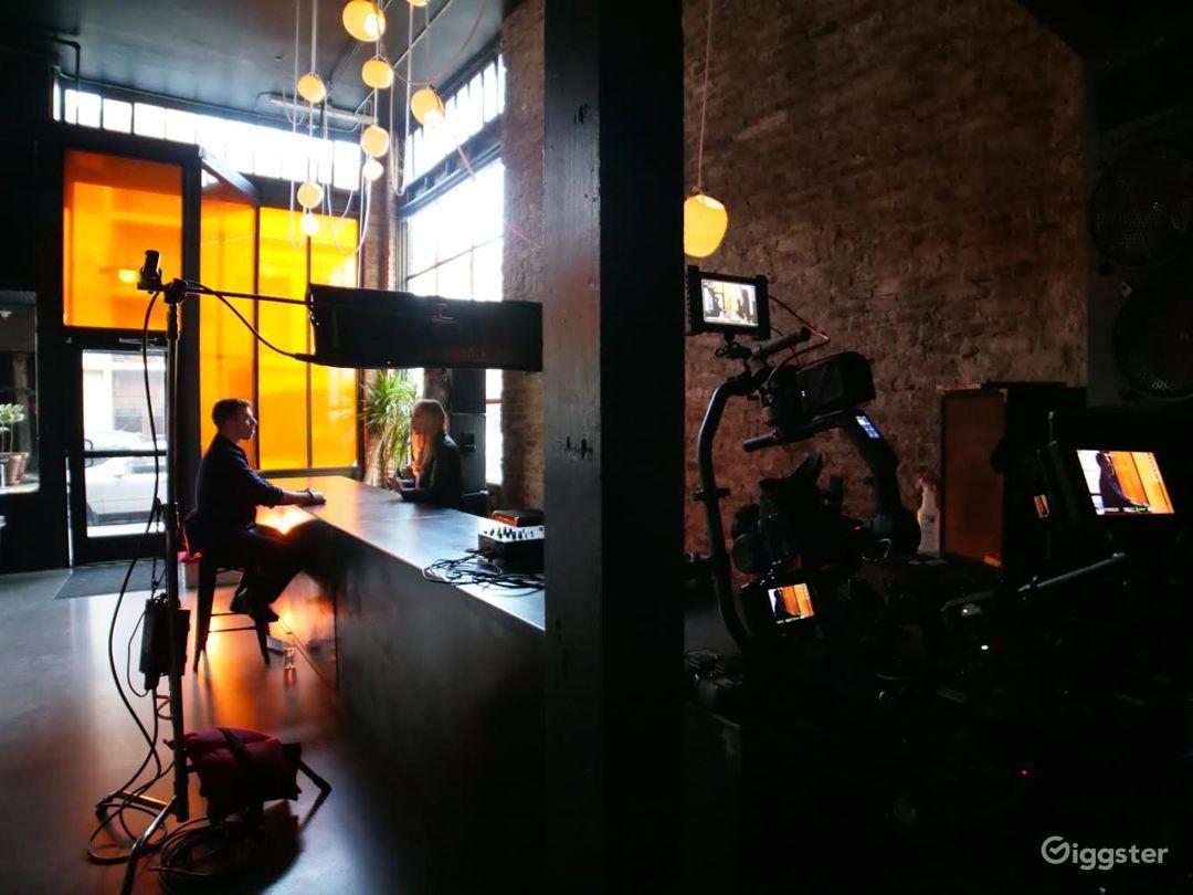 Film location!
