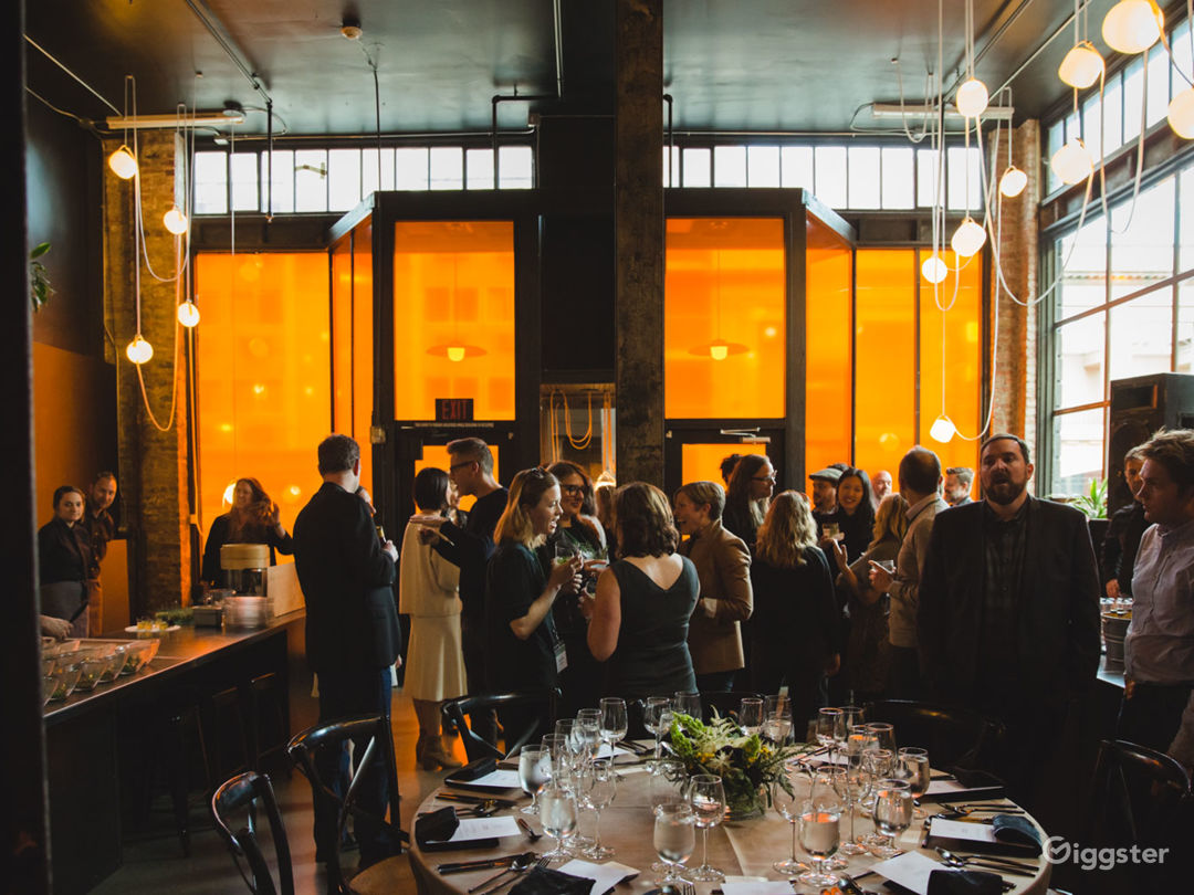 Modern, Industrial Event Space Photo 3
