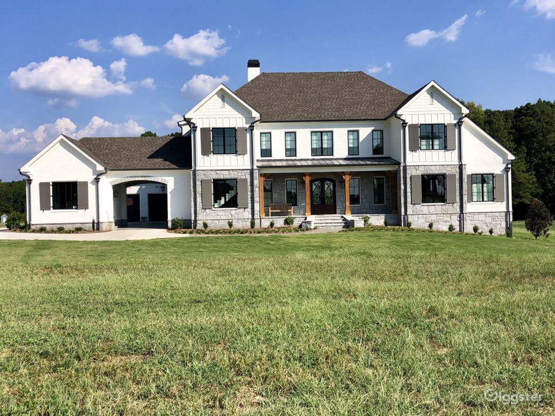 Modern farm house near UGA