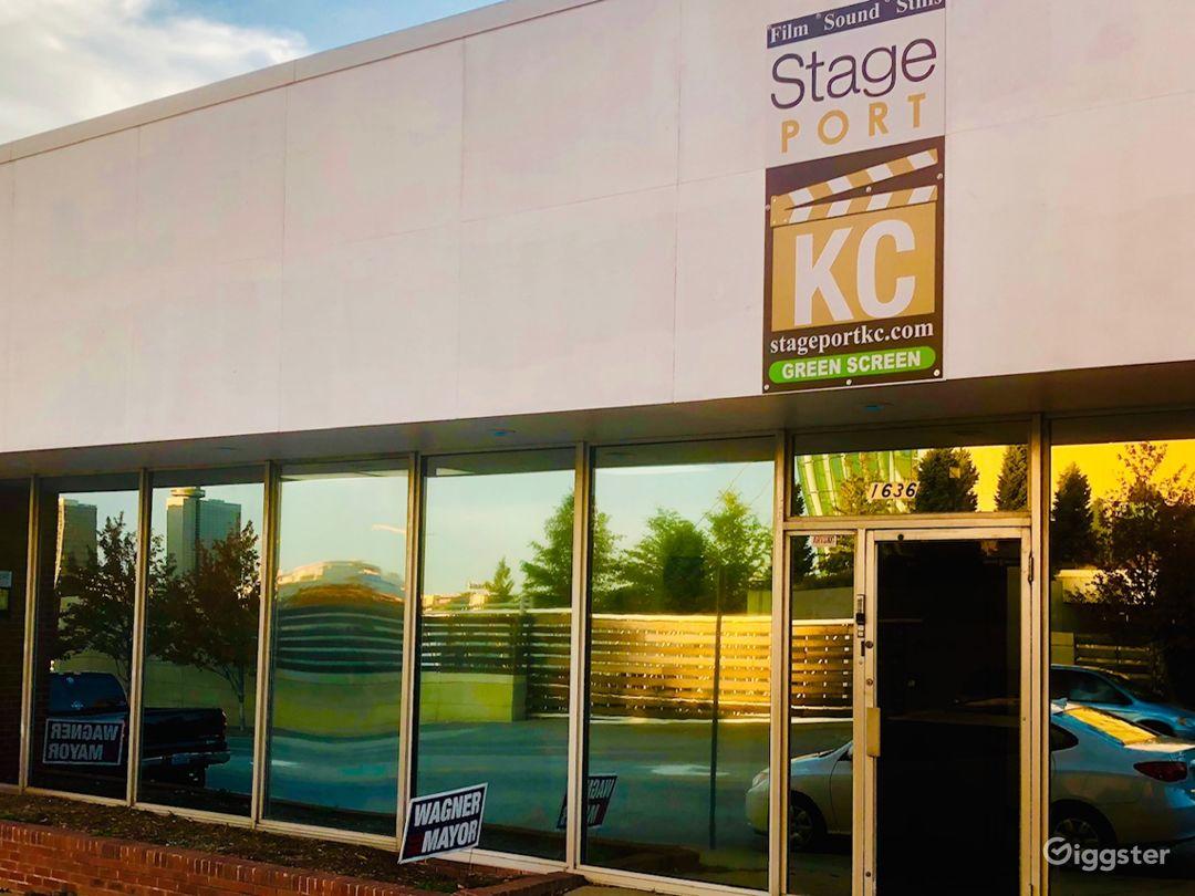 StageportKC - Film-Sound-Stills Photo 1