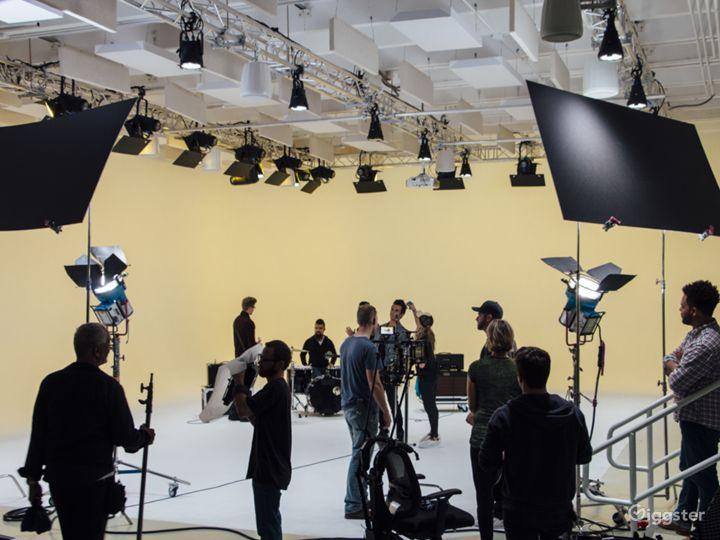 Studio One – Cyc Studio Photo 5
