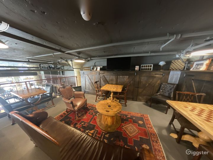 The Mezzanine Nook Space for Small Gatherings of 14 People Photo 3