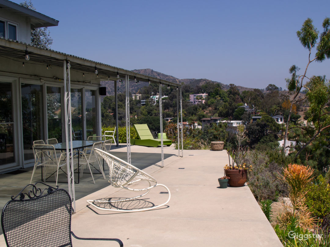 Mid-century Beauty in Beachwood Canyon with Views Photo 1