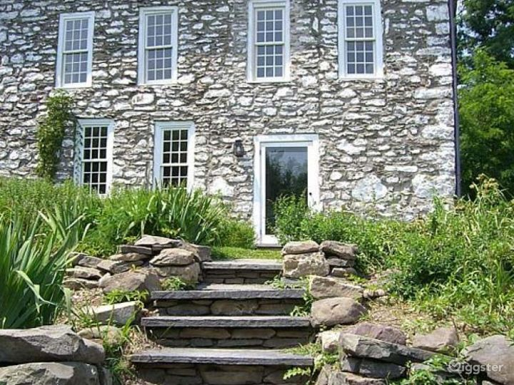 Traditional stone farmhouse: Location 4259 Photo 5