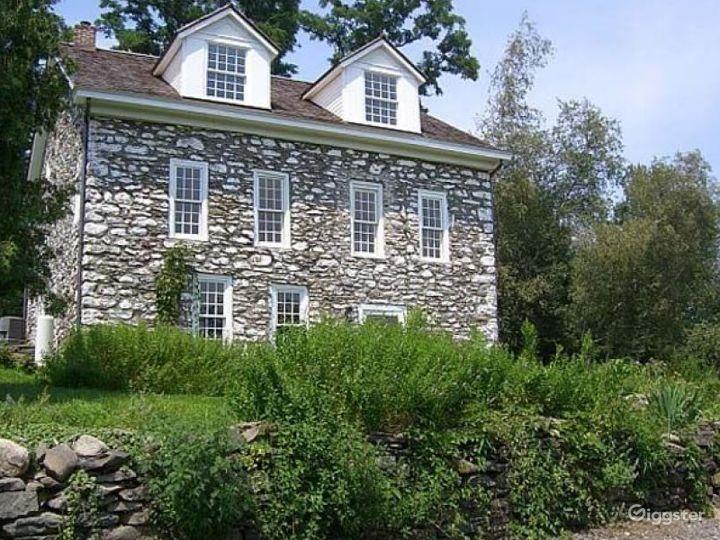 Traditional stone farmhouse: Location 4259 Photo 3