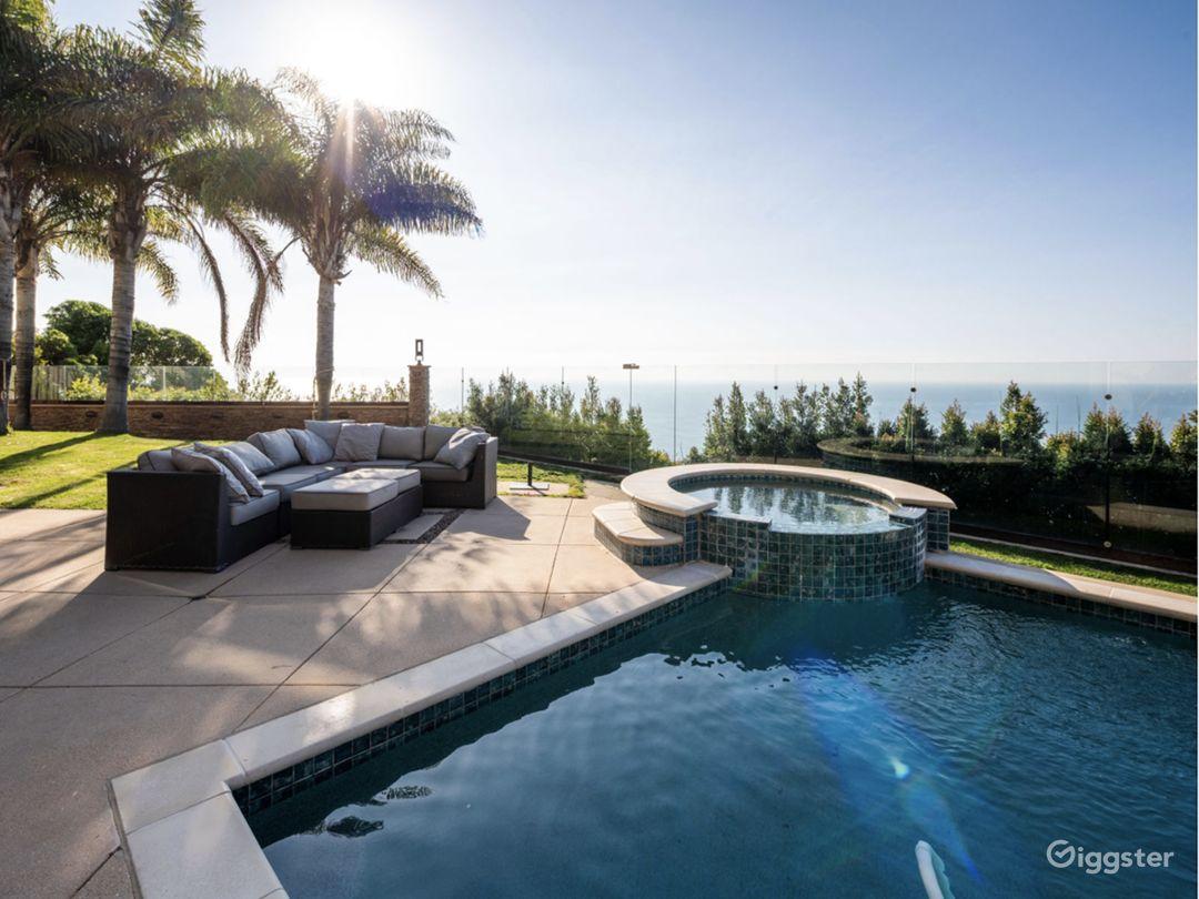 Exclusive Malibu Villa w/ Ocean Views & Amenities Photo 4