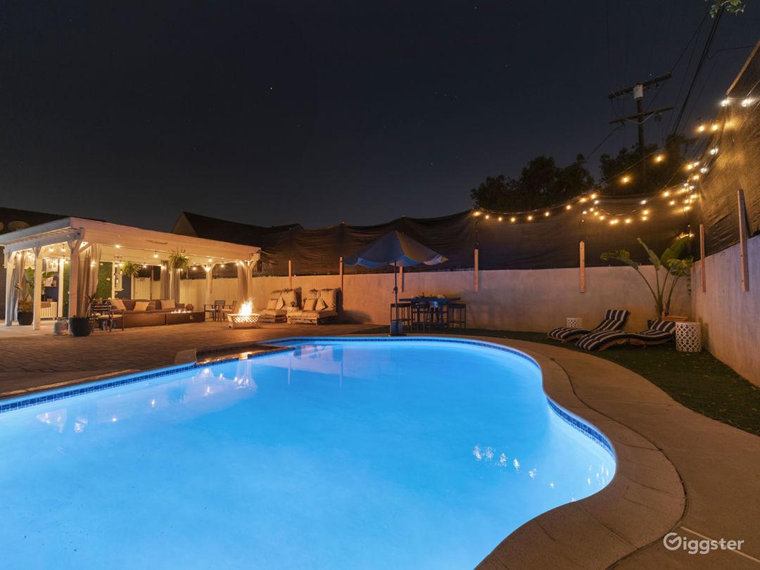 South LA Pool Retreat Photo 1
