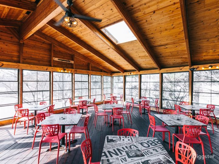 The Covered Patio - Industrial Rustic Event Venue Photo 3