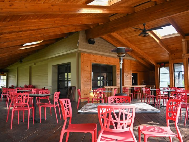 The Covered Patio - Industrial Rustic Event Venue Photo 2