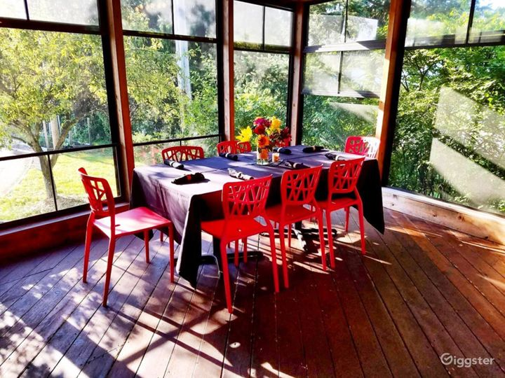 The Covered Patio - Industrial Rustic Event Venue Photo 5
