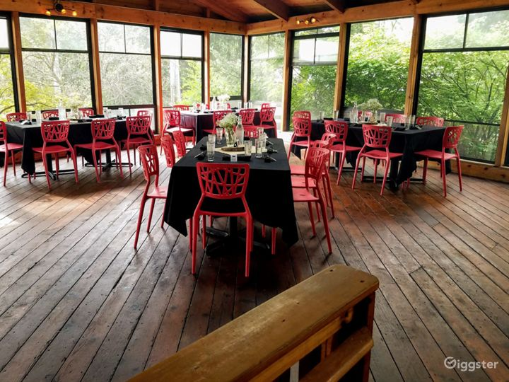 The Covered Patio - Industrial Rustic Event Venue Photo 4