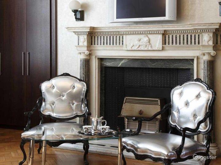 Lalique Penthouse Suite in London Photo 3