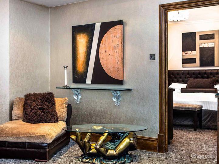 Lalique Penthouse Suite in London Photo 4