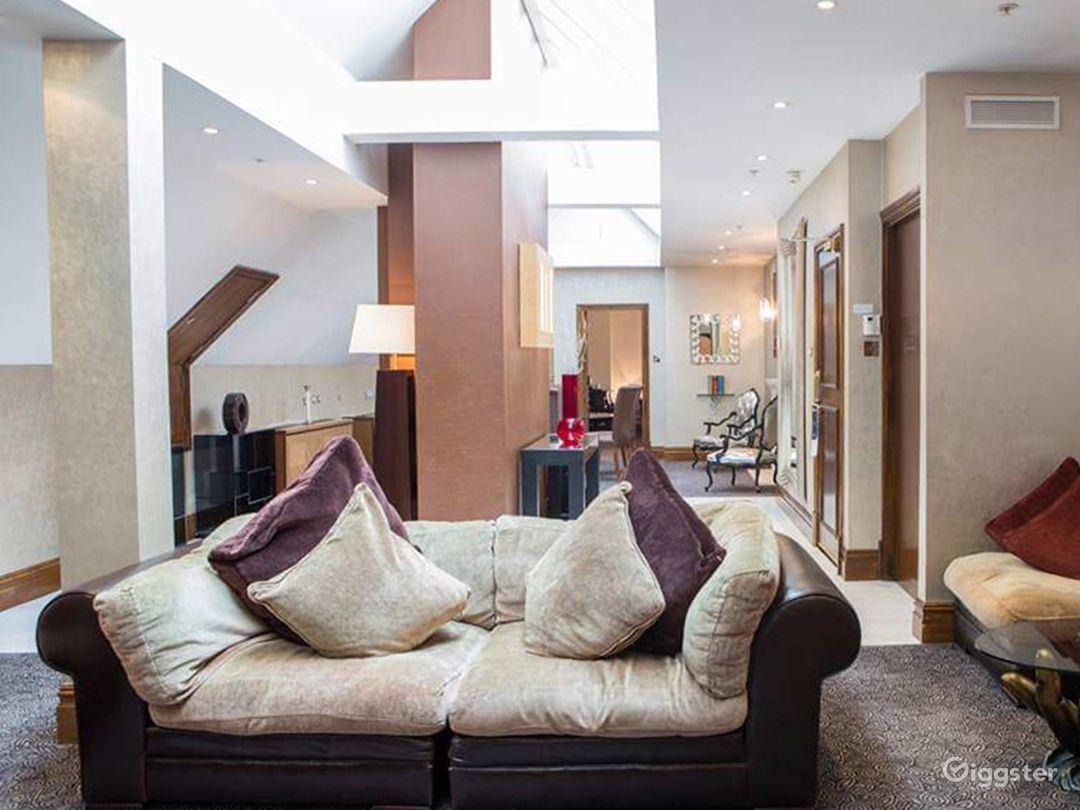 Lalique Penthouse Suite in London Photo 1
