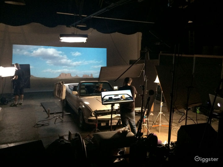 Huge, Affordable Production Space