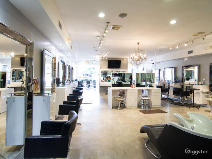 Posh Salon in Burbank