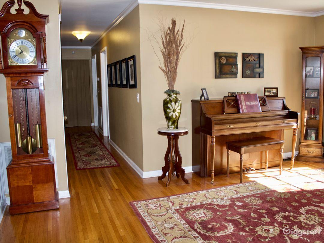 Living Room / new angle