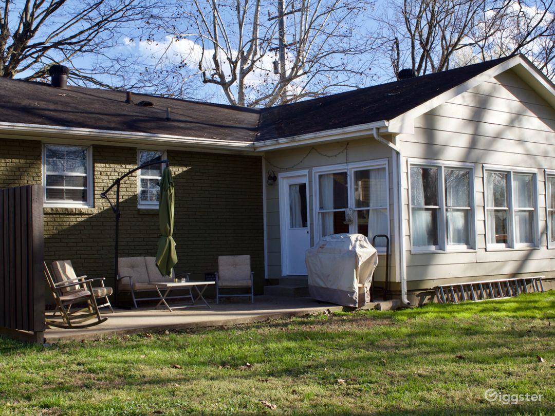 Outside yard/porch
