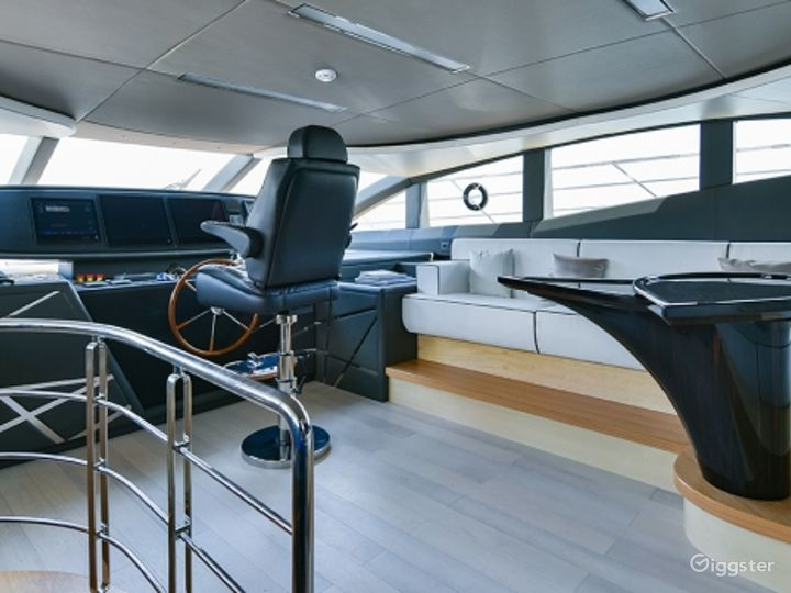 Majestic 122ft GHOST II Yacht for Events Photo 4