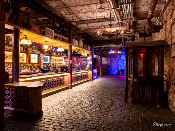 Large Industrial Bar + Club Photo 3