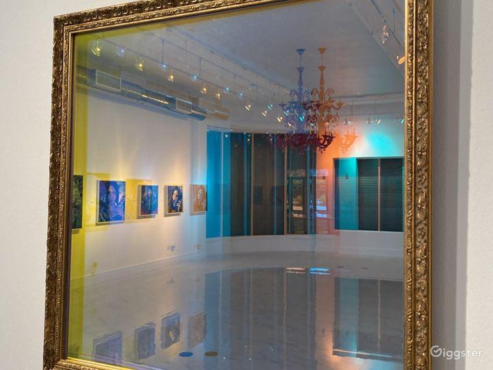 Spacious Art Gallery in Miami, Florida Photo 2