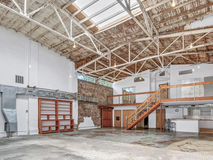 Loft studio with natural light Photo 2