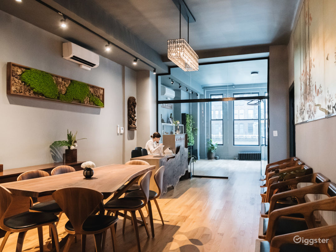 Midtown NYC Luxury Space with Natural Light Photo 1