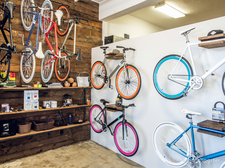 Local Venice Bicycle Shop Photo 3