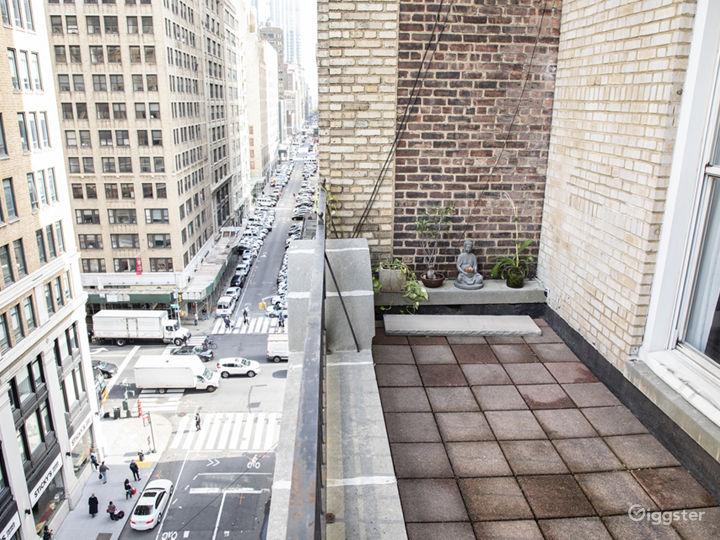 Modern Industrial Loft Space in Manhattan Photo 4