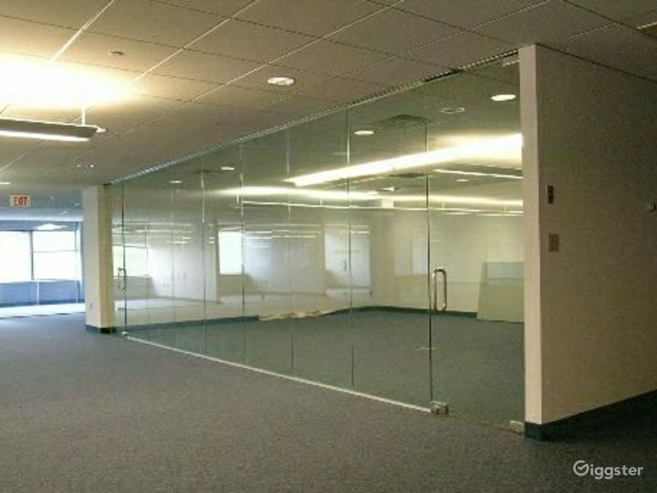 Office suites and conference room: Location 4100 Photo 5