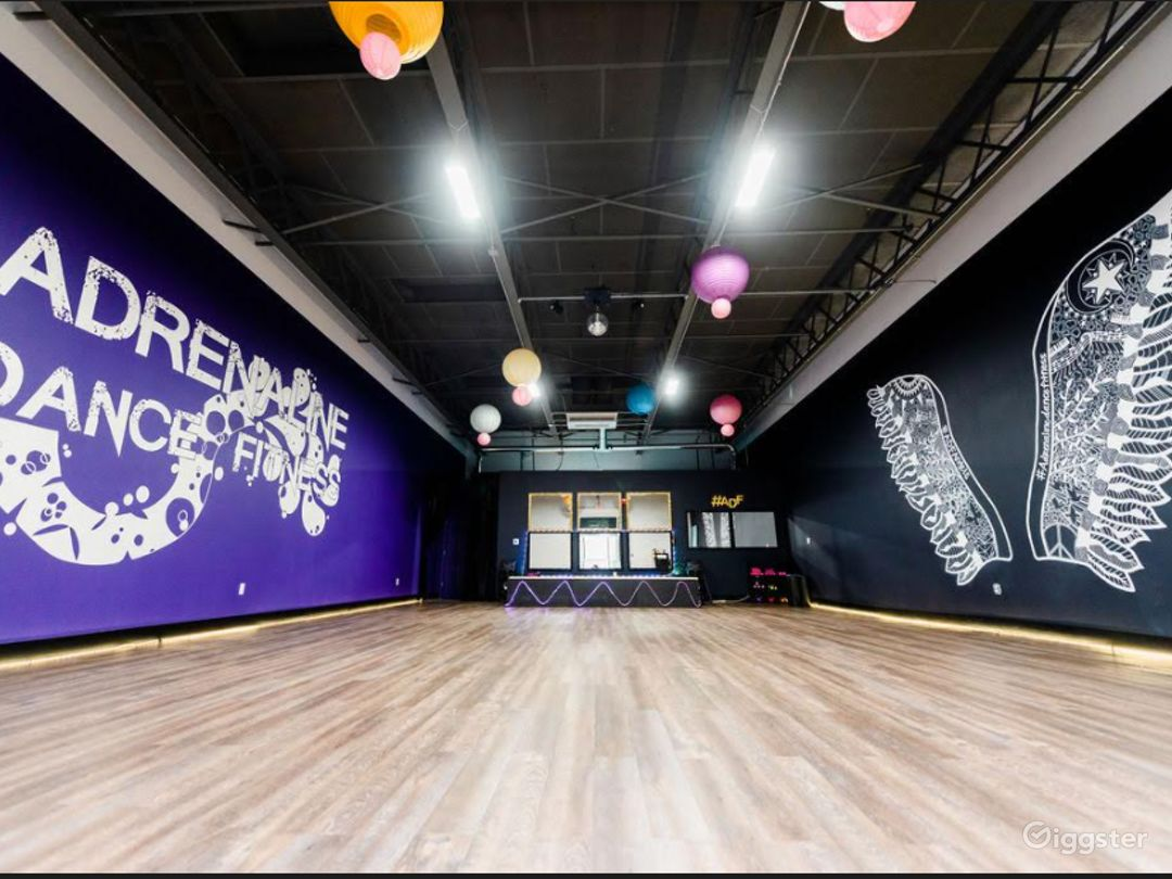 Airy Studio in Greenville Photo 1