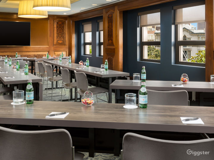Nob Hill Meeting Room for Up to 80 Guests