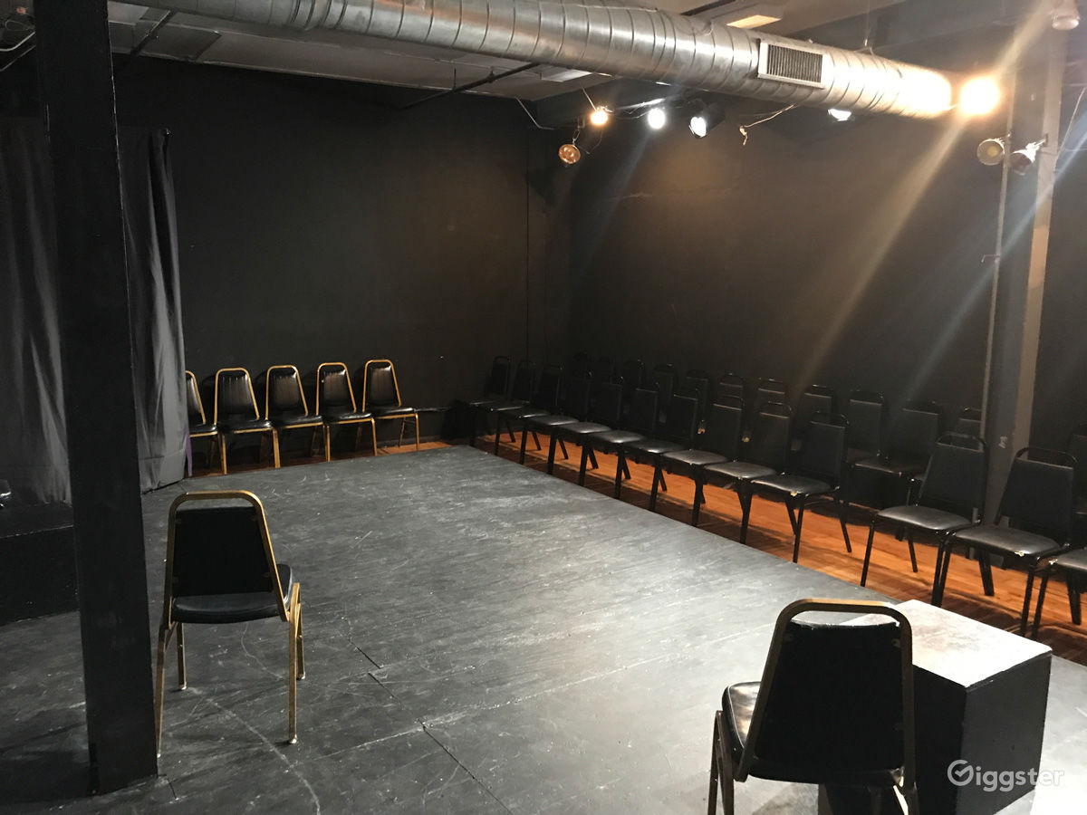Budget Friendly Stage and Studio Photo 1