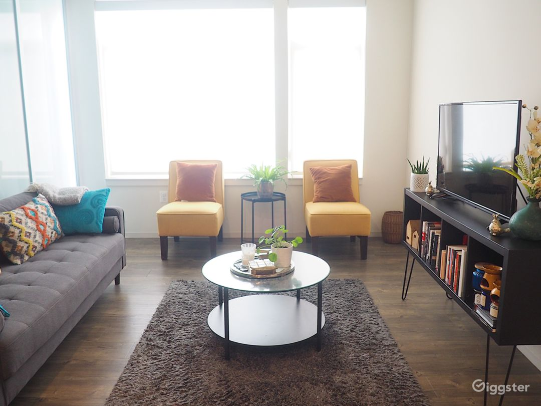 Modern and Chic Luxury Space in Silver Spring Photo 2