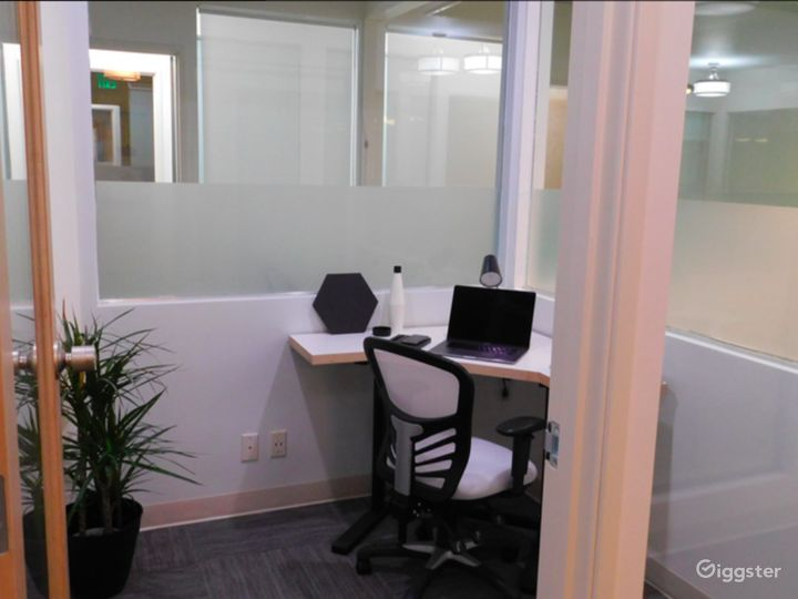 Five-Star Private Office in Los Angeles Photo 3