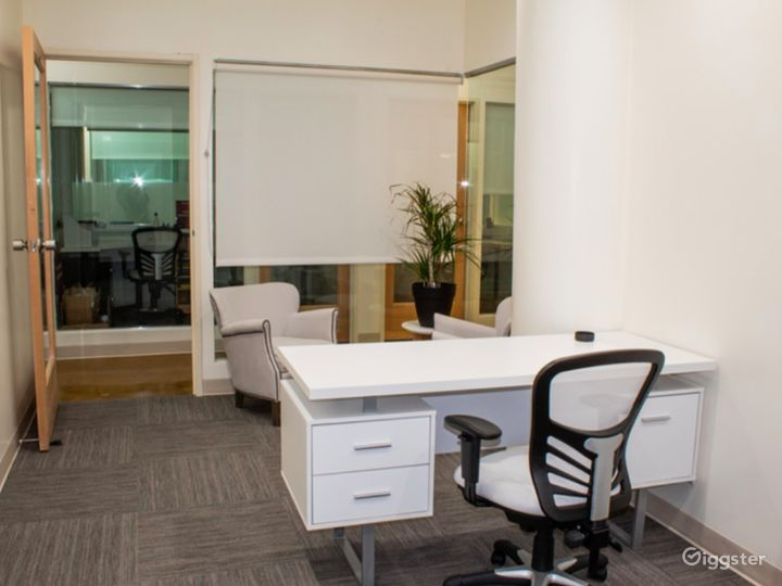 Five-Star Private Office in Los Angeles Photo 2